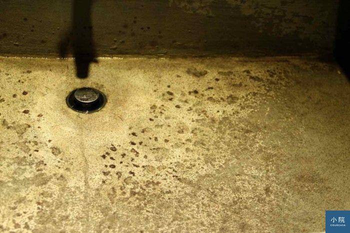 浴室水泥水槽