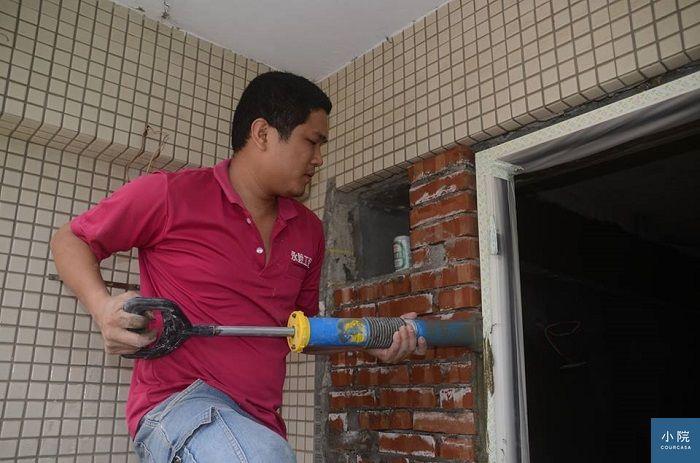 點焊,鋁窗,門窗,泥作