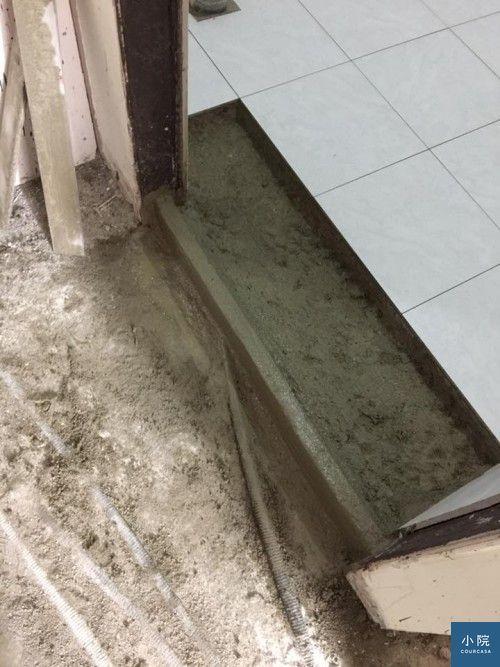 浴室,門檻,漏水