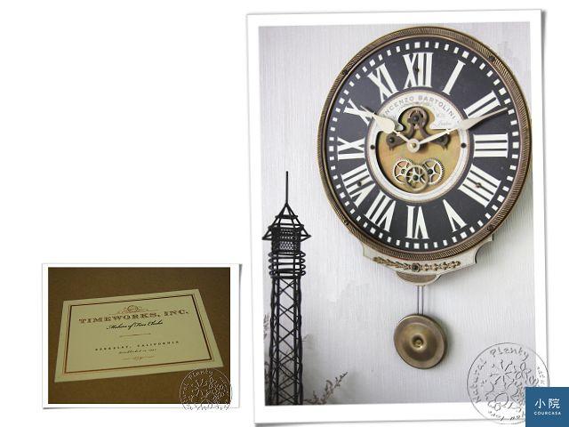 遇見自然的時鐘,取材自官網