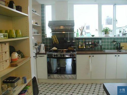 設計師江明卓與Lillian家都是用IKEA廚櫃,他們都説:「一切很好啊!」