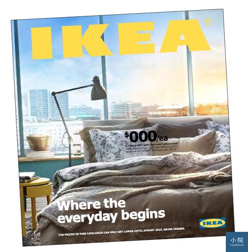 與往年相比,今年IKEA目錄晚了一個月發表,來看看2015年有哪些好點子可學。