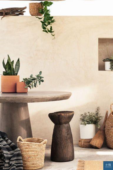 Small terracotta plant pot 赤陶花器,3.99英鎊