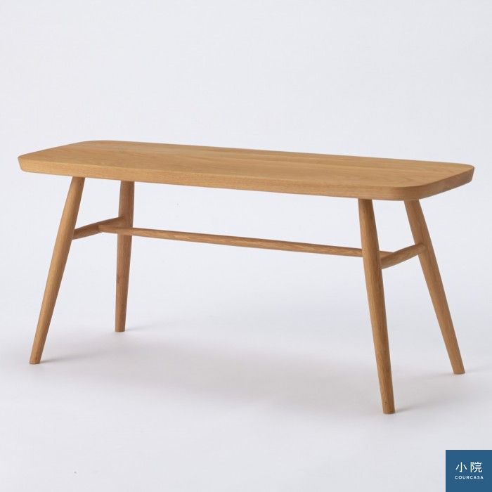 muji,小院一號,長凳