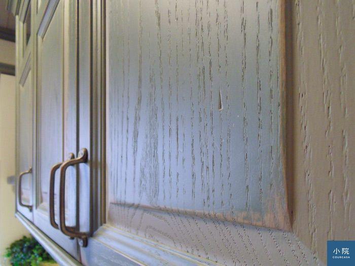 門片的仿舊、破壞處理