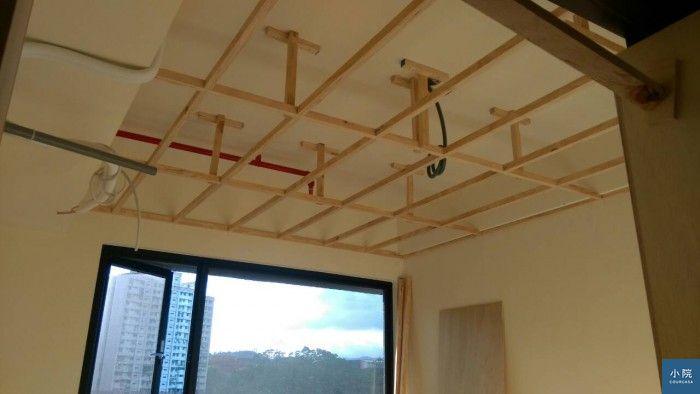 天花板吊筋。