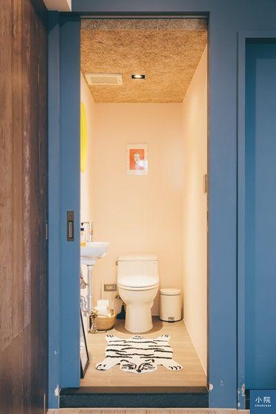 浴室,Mike家