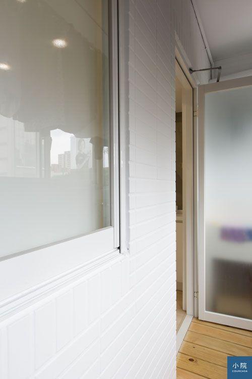 D26_0300-後陽台磁磚牆面上漆