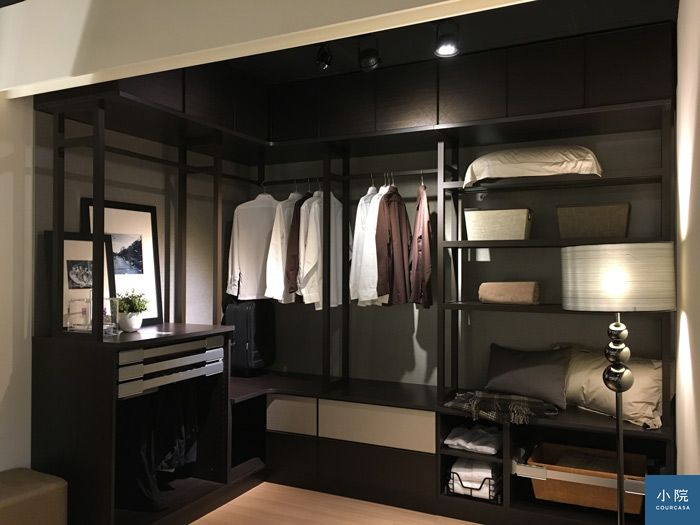 系統衣櫃,方鋁管,綠的傢俱