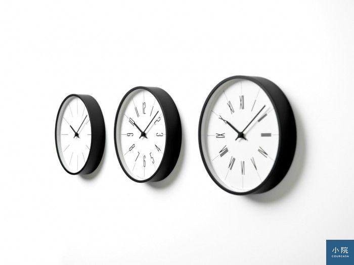 鐘塔時鐘(KK13-16),有數字、羅馬數字和線條三款鐘面,定價3580元,小院專案價2864元。