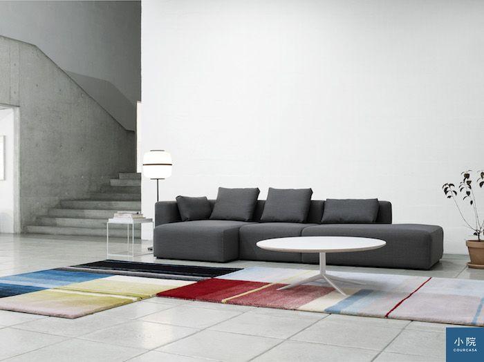 Mags Steelcut Trio 153 Colour Carpet 02