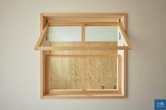 日本室內窗參考圖片