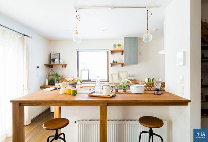 cooktop in island