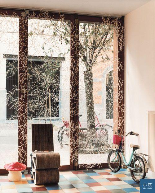 Vitra-Algue樹枝狀組合式屏風-原價2800-5200特價1848-3432(不同尺寸版本)