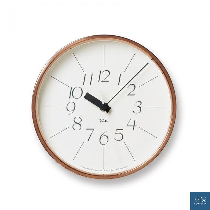 純銅時鐘(WR11-04),定價7200元,小院專案價5760元。
