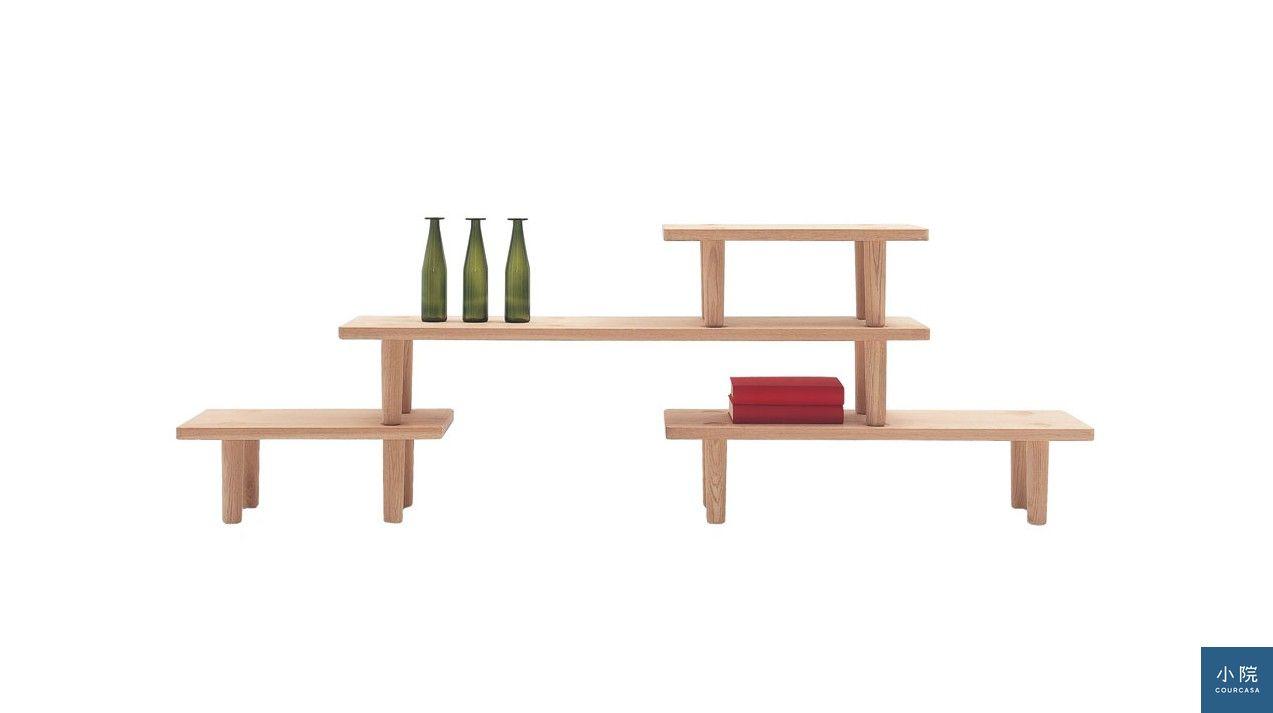 cappellini,oak table