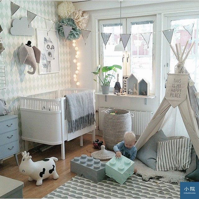 Themes For Baby Room Antique Mirrors: 小孩房的101種風格 | Courcasa 小院