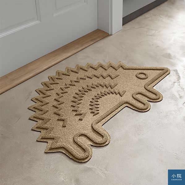 hedgehog-doormat